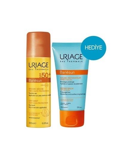 Uriage Urıage Bariesun Brume Seche Spf50 Very High Protection 200 Ml Alana 150 Ml After Sun Hediye Renksiz